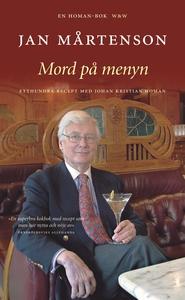 Mord på menyn : 100 recept med Homan (e-bok) av