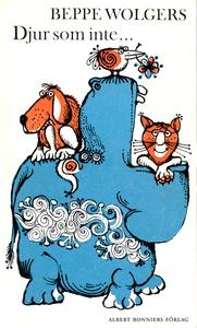 Djur som inte... (e-bok) av Beppe Wolgers