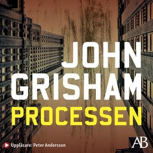 Processen (ljudbok) av John Grisham
