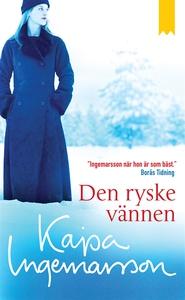 Den ryske vännen (e-bok) av Kajsa Ingemarsson