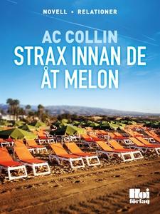 Strax innan de åt melon (e-bok) av Anna-Carin C