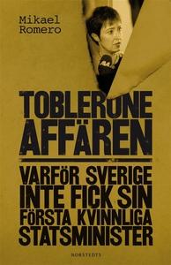 Tobleroneaffären : varför Sverige inte fick sin