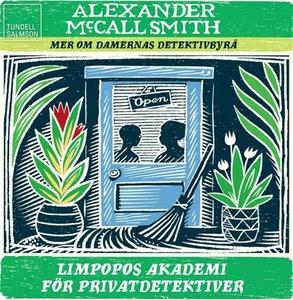 Limpopos akademi för privatdetektiver (ljudbok)