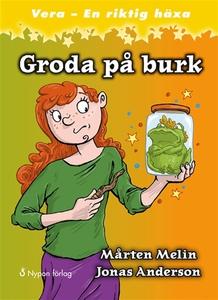 Groda på burk (e-bok) av Mårten Melin