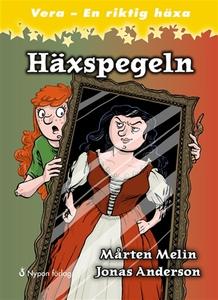 Häxspegeln (e-bok) av Mårten Melin