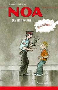 Noa på museum (e-bok) av Kirsten Ahlburg