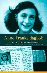 Anne Franks dagbok - Anteckningar från gömställ