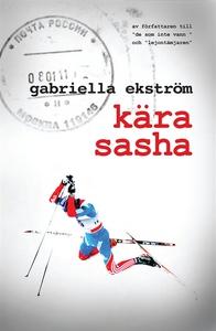 Kära Sasha (e-bok) av Gabriella Ekström