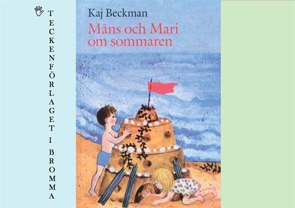 Måns och Mari om sommaren (e-bok) av Kaj Beckma