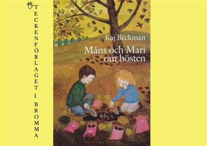 Måns och Mari om hösten (e-bok) av Kaj Beckman