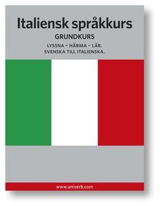 Italiensk språkkurs (ljudbok) av Ann-Charlotte