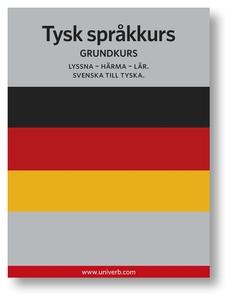 Tysk språkkurs (ljudbok) av Ann-Charlotte Wenne