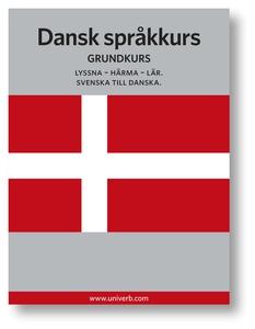 Dansk språkkurs (ljudbok) av Ann-Charlotte Wenn