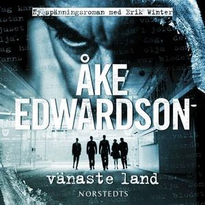 Vänaste land (ljudbok) av Åke Edwardson