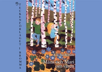 Mari och Måns om våren (e-bok) av Kaj Beckman
