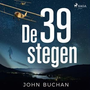 De 39 stegen (ljudbok) av John Buchan