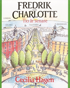 Fredrik och Charlotte : Tio år senare (e-bok) a