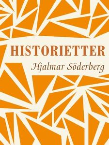 Historietter (e-bok) av Hjalmar Söderberg