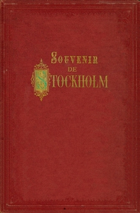 Souvenir de Stockholm : en Stockholmsskildring