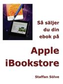 Så säljer du din ebok på Apple iBookstore