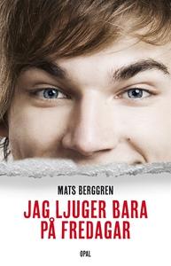 Jag ljuger bara på fredagar (e-bok) av Mats Ber