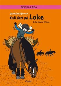 Full fart på Loke (e-bok) av Erika Eklund-Wilso