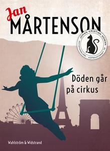 Döden går på cirkus (e-bok) av Jan Mårtenson