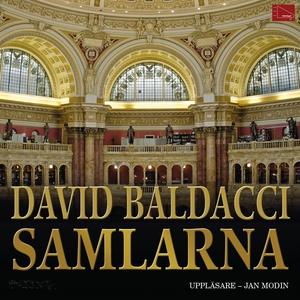 Samlarna (ljudbok) av David Baldacci