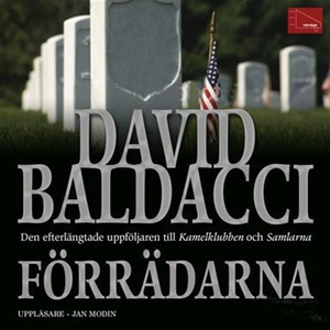 Förrädarna (ljudbok) av David Baldacci