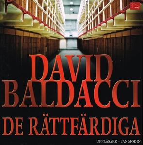 De rättfärdiga (ljudbok) av David Baldacci