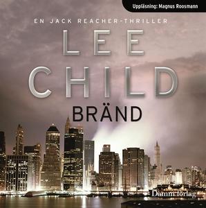 Bränd (ljudbok) av Lee Child
