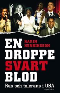 En droppe svart blod (e-bok) av Karin Henriksso