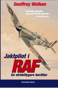 Jaktpilot i RAF : en stridsflygare berättar (e-
