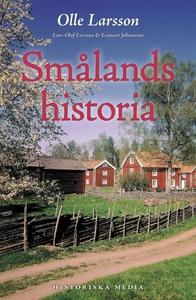 Smålands historia (e-bok) av Lars-Olof Larsson,