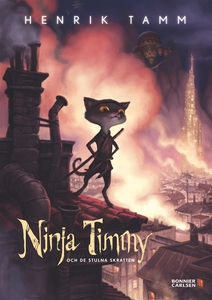 Ninja Timmy och de stulna skratten (e-bok) av H