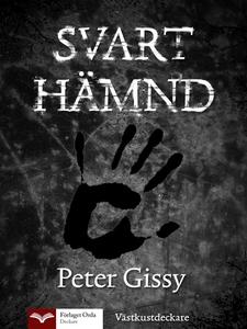 Svart hämnd (e-bok) av Peter Gissy