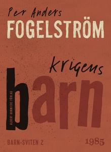 Krigens barn (e-bok) av Per Anders Fogelström,