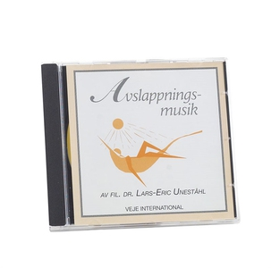 Avslappningsmusik (ljudbok) av Lars-Eric Unestå