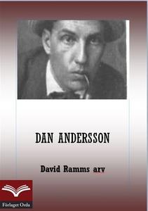 David Ramms arv (e-bok) av Dan Andersson