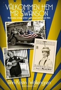 Välkommen hem Mr Swanson (e-bok) av Ann-Kristin
