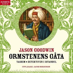 Ormstenens gåta (ljudbok) av Jason Goodwin