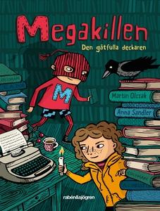 Megakillen - Den gåtfulla deckaren (e-bok) av M