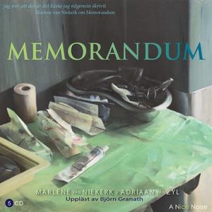 Memorandum (ljudbok) av Marlene van Niekerk