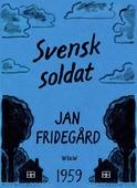 Svensk soldat