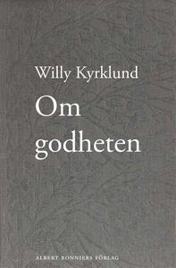 Om godheten (e-bok) av Willy Kyrklund