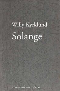Solange (e-bok) av Willy Kyrklund