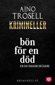 Bön för en död (e-bok) av Aino Trosell