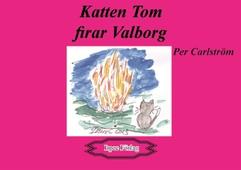 Katten Tom firar Valborg