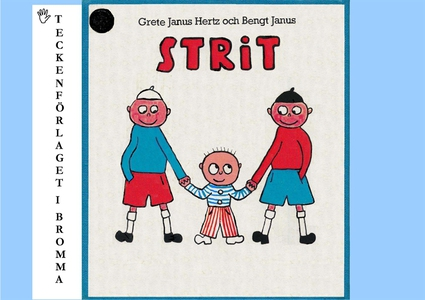 Strit (e-bok) av Grete Janus Hertz