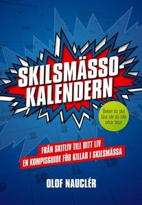 Skilsmässokalendern (e-bok) av Olof Nauclér